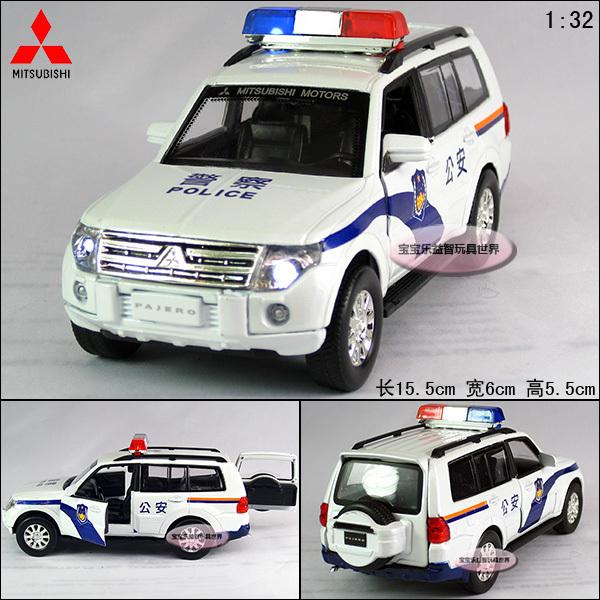 Игрушечная техника и Автомобили Uni-fortune New1:32 Mitsubishi PAJERO Diecast & B242 продажа mitsubishi i в хабаровске