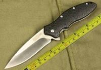 Free shipping New Kershaw 8Cr13MoV Blade Nylon fiber Handle Folding knife FD45