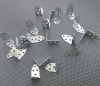 Plum shaft bracket / angle iron / model axle bracket / robot parts