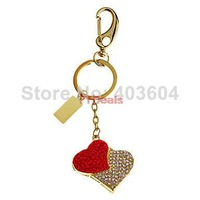 Free Shipping Lover's Heart Feature Metal USB Flash Drive 1GB 2GB 4GB 8GB 16GB 32GB 64GB