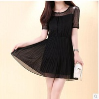 hot sale summer dress for women good chiffon quality