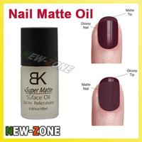 Free Shipping Magic Super matte surface Nail Polish oil Nail Art  Matte Polish Perfect Choice 15ml