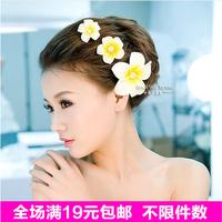 Egg flower Hot Sale New Fashion Womens Bohemia Beach Flower Hair Bands Headband Hair Accessory 9 Colors Drop Shipping Headwear