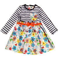teenage girl dress im 2014 winter 3~15age together girls dresses kid apparel