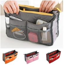 venta caliente b145 las bolsas de cosméticos de gran distribución 11 colores bolsa de almacenamiento organizador multifuncional lo necesario(China (Mainland))