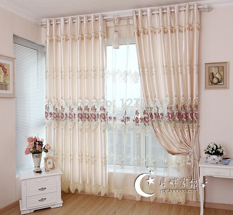 Online kopen wholesale gehaakte vitrage uit china gehaakte vitrage groothandel - Gordijnen voor moderne woonkamer ...