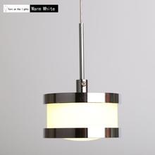 2014 Free shipping New style designer hotel light Indoor Restaurant Dining Room Bar Acrylic cylinder-shaped Pendant lamp SL-06(China (Mainland))