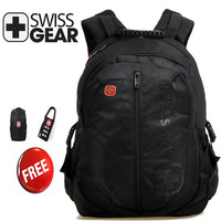 Free shipping Original SwissGear laptop bag  Multifunctional Schoolbag  sports backpack  travelling bag 9507