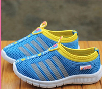 Free shipping 2014 new children's  shoes boys and girls  Breathable soft bottom shoes  kids shoes