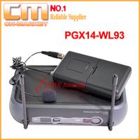 Free Shipping .18MHz UHF Bandwidth Condenser Microphone PGX14-WL93