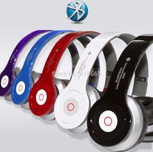 mais barato eletrônico 2014 novo sem fio bluetooth stereo headset headphone fone com microfone para telefone, pc+free transporte(China (Mainland))