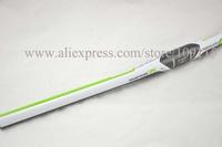 Full carbon fiber Flat Green handlebar,MTB Bike handle bar 31.8*600/620/640/660/680/700