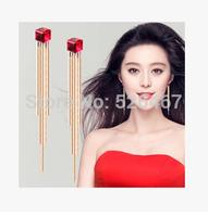 Free shipping Fashion Crystal Earrings earring Earrings long earrings