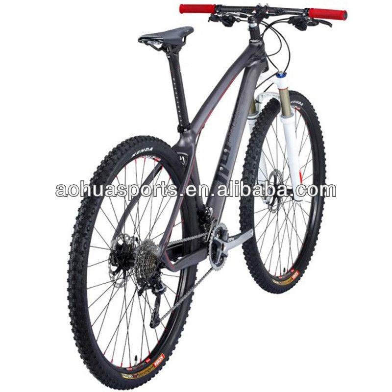 CheapestMarida 2013 Complete Carbon MTB Bike 29er Size 16 17.5 19 21 For Salehigh quatily(China (Mainland))