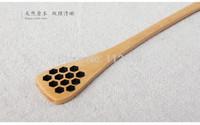 Wooden Spoon Wooden honey spoon 10pcs 18*2.5cm