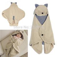 New Cute Multifunction Baby Infant Swaddle Swaddling Blanket Wrap Sleeping Bag