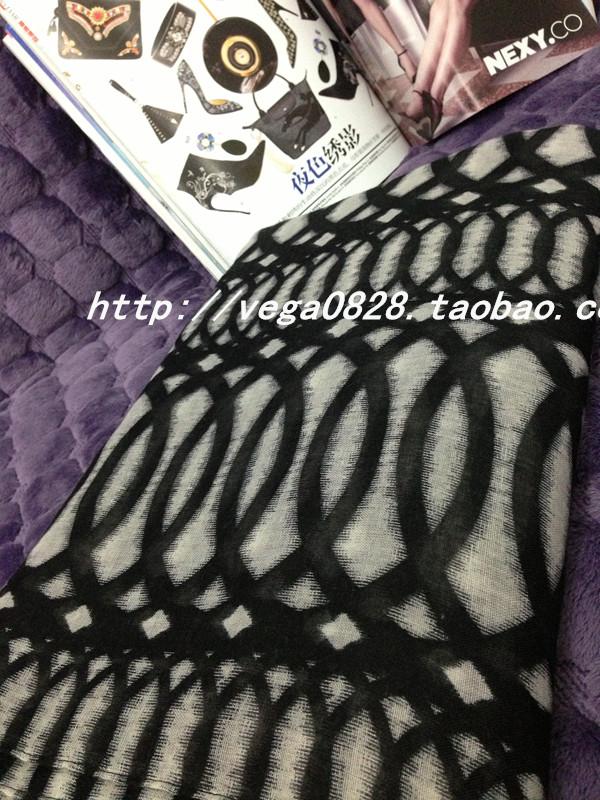 2014 primavera cachecol fino rayon fiado cor clássica senhora lenço das mulheres algodão cabo preto cachecol estilo europeu(China (Mainland))