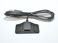 USB charger cable with base for Nike+ Fuelband intelligent Bracelet Wristband