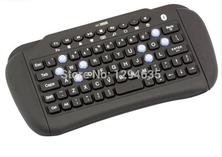 2014 Mogoi MC SK-95BT Portable Mini Small Bluetooth Keyboard (Black)free shipping(China (Mainland))