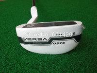 """Left handed ODS VERSA #9 White Golf putter 33""""/34""""/35"""" shaft length Free cover freeship"""