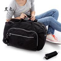 HOT!!! new 2014 High Capacity handbag waterproof nylon Travel Bags Women's Sports bag multi-function classics bag free shipping