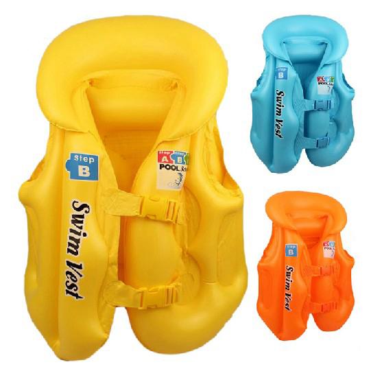 Children Swimwear, Kids Life Vest,Inflatable Swimming Vest Swimwear,Water Safety Products,Free Shipping, JJ17(China (Mainland))
