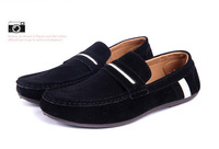 Men spring 2014 loafers sneakers mocassin Driving shoes men shoes free shipping  33