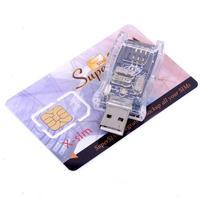 Free shipping Super SIM Card Reader Writer Cloner Edit Copy Backup GSM CDMA USB Kit