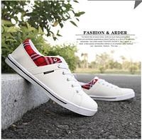 Quality Fashion Man Women's Sneakers EU 35-45 Lovers Canvas Shoes Casual Comfortable winter sneakers women Drop shipping 45