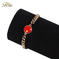 6 Colors Light Weight Unique Simple Design Zinc Alloy Bracelet With Cheap Price For Women# 1020