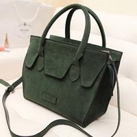 2014 New Women's handbag purses smile handbags Satchel Shoulder dull polish messenger bag Cross Body Totes Bags New Multi colors