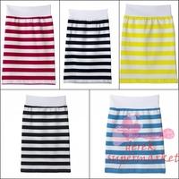 New Fashion Girl Skirt For Summer  Skirt Girl Mini Skirt 100% Pure Cotton Children Girls