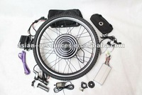 "Front wheel motor 36V 750W 28"" Front Wheel Electric Bicycle Ebike Conversion Kits New Style with LCD Display wholesale price"