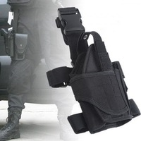 Tactical Puttee Thigh Leg Pistol Gun Holster Pouch New military pistol holster
