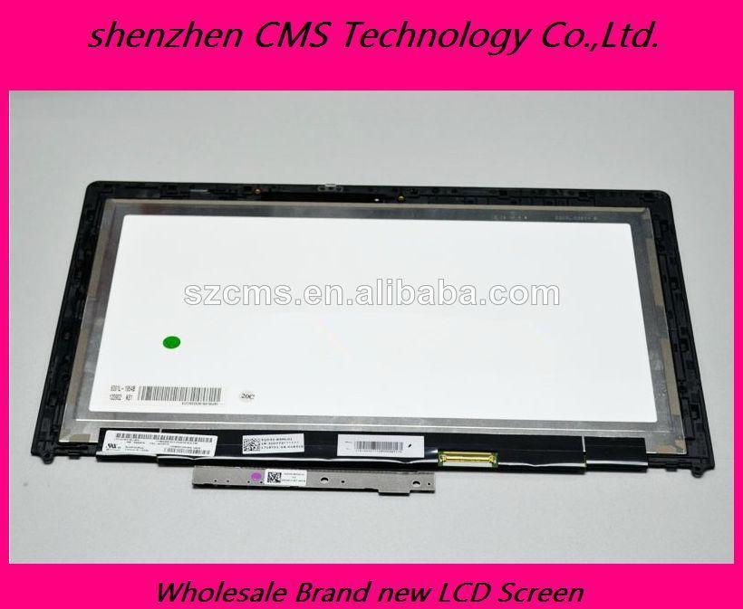 vente en gros original brand new remplacement pour yoga13 yoga11 montage ordinateur portable écran lcd avec numériseur à écran tactile led