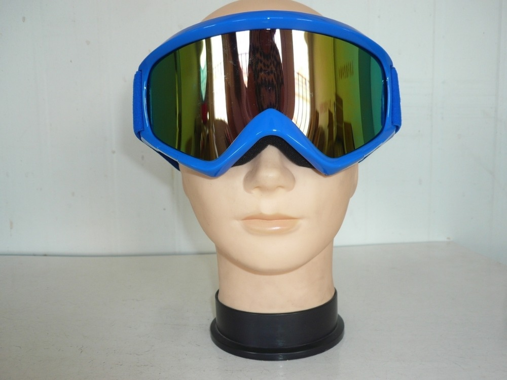 Free shipping Adult Motocross, ATV, dirt bike goggles, V-reflective goggles(China (Mainland))