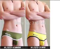 (3010-SJ) 20pcs/Lot  Wholesale Mens Boys Sexy  Low-waist  95%cotton Cool  Pirate Print  Underwear Briefs (4 size S M L XL)