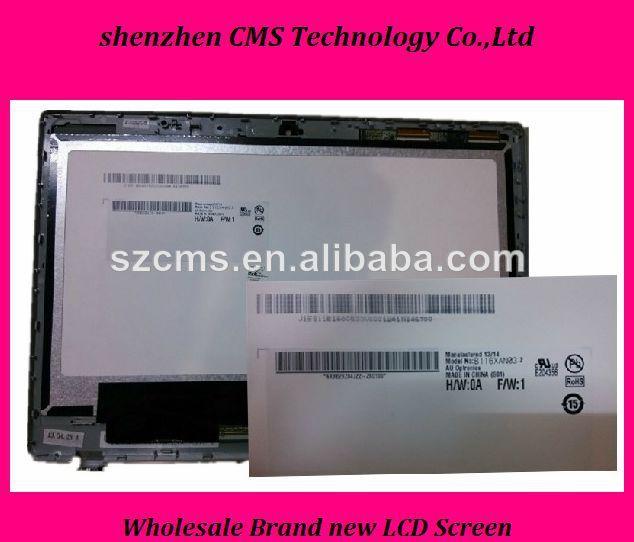 Großhandel original brandneue ersatz für acer v5-122p W700 montage-lcd-bildschirm b116xan03.2 touch digitizer-bildschirm