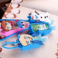 FROZEN Hand Soaps For Children 29ml Frozen Olaf Dolls Princess Elsa & Anna