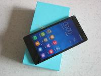 "Original Huawei Honor 3C Quad Core Smartphone 5""inch LTPS 1280x720 MTK6582 8.0MP Android 4.2 Dual SIM 8G ROM GPS Russian Spanish"
