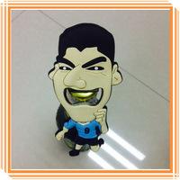 Luis Alberto Suarez Uruguay Bite Italy Chiellini 2014 Brazil World Cup Buck Teeth Slightly Bang Crisp Steel Beer Bottle Opener