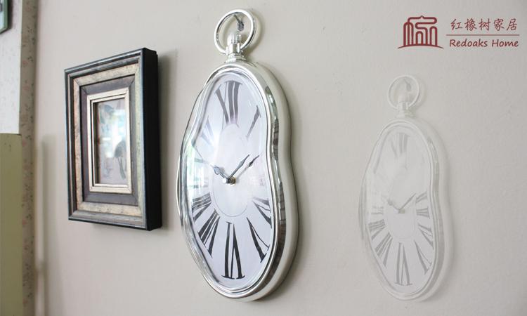 Стекающие часы дали своими руками 67