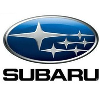 2014 new free shipping Wedge car door light logo for Subaru Forester and Outback