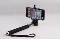Handheld take plane Mobile phone autodyne picture frame frame on one foot Take artifact selfie