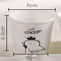 Zodiac istikan ceramic mug cup/ milk cup/ pudding mousse cup /child cup+Free shipping