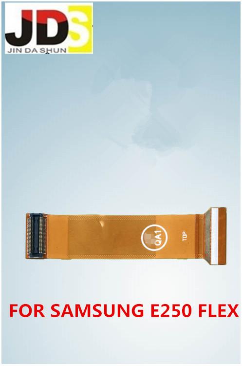 50PCS /LOT FOR Samsung E250 FLEX CABLE FREE SHIPPING(China (Mainland))