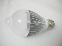 Smart Lamps LED E27 hunman microwave radar motion ambient light sensor bulb 10W14Wautomatic switch light