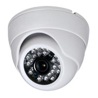 Free shipping ! 2014 New arrival 1000tvl CMOS cctv camera. IR-CUT 24leds indoor CCTV dome Camera Security