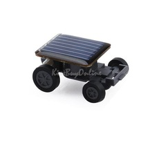 Solar Power Mini Toy Car Racer Educational Gadget W DM#6(China (Mainland))