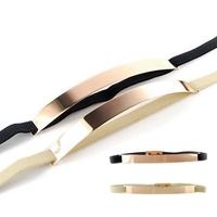 Fashion 2014 Metall Elastic Waistband Mirrors Women's Belts Female Thin Style Ceinture Cummerbund Cinturones Mujer for Dress